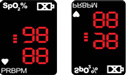 MD300C21 Display Modes
