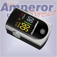 Oximeter with Data Recording by ChoiceMMed MD300C316